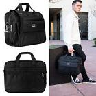 """16"""" Business Travel Carrying Case School Laptop Briefcase Sh"""