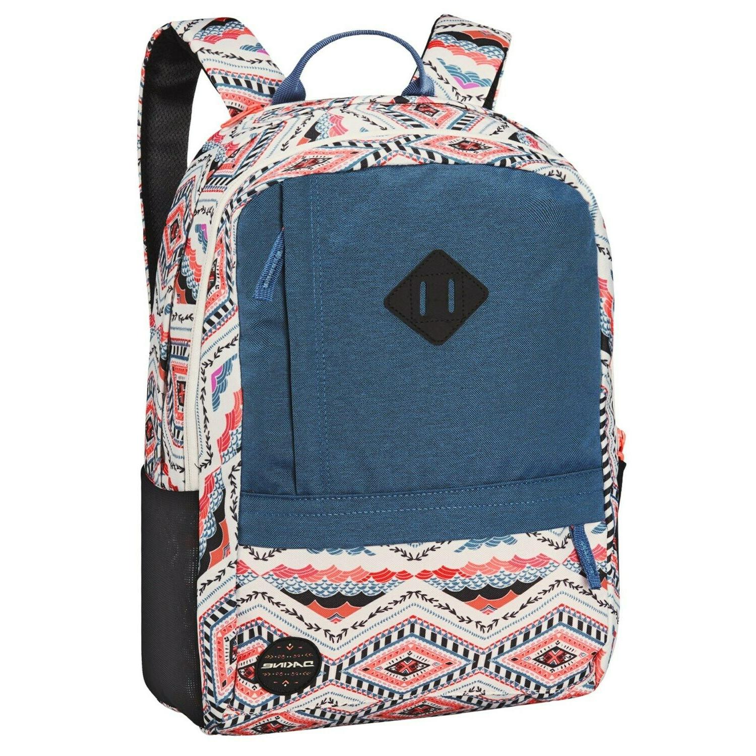 byron 22l printed backpack school gym travel