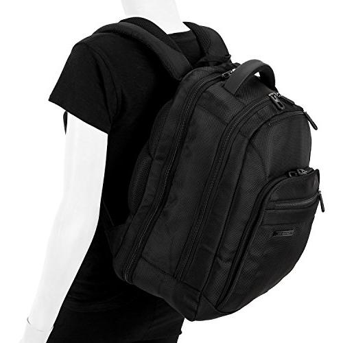 "Samsonite Backpack Perfect Fit System 13"" to 15.6"""