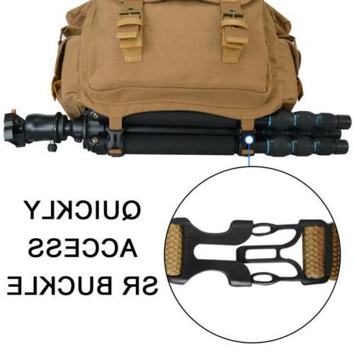 F1 Canvas Shoulder For Nikon DSLR