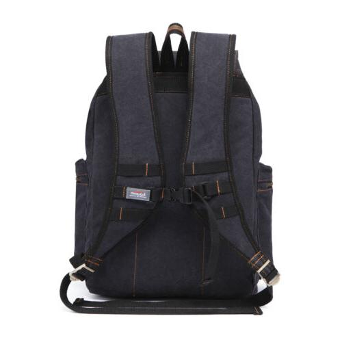 KAUKKO Laptop Notebook Backpack School Bag Travel