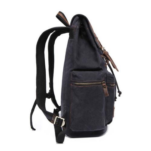 KAUKKO Men/Womens Notebook Backpack Bag Bag