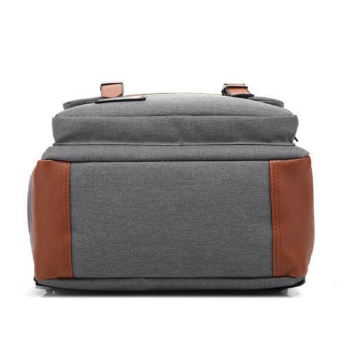 Canvas School Bag Rucksack