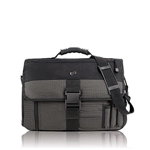 classic collection expandable messenger bag