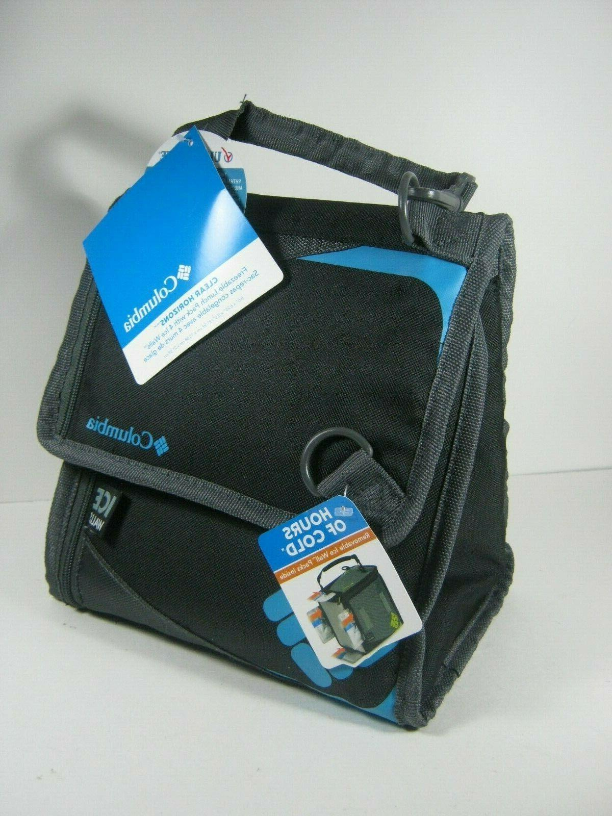 Columbia Clear Lunch Pack Black Ultra Safe