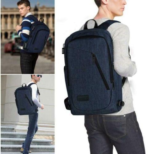 College Backpack, Laptop 3-Blue