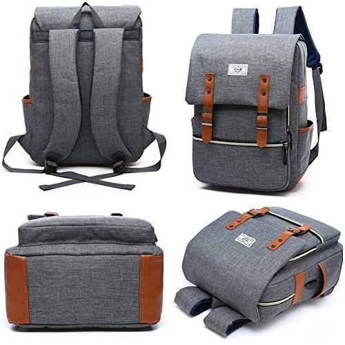 Unisex Bag Fits up to Laptop Casual Rucksack Backpack Daypacks