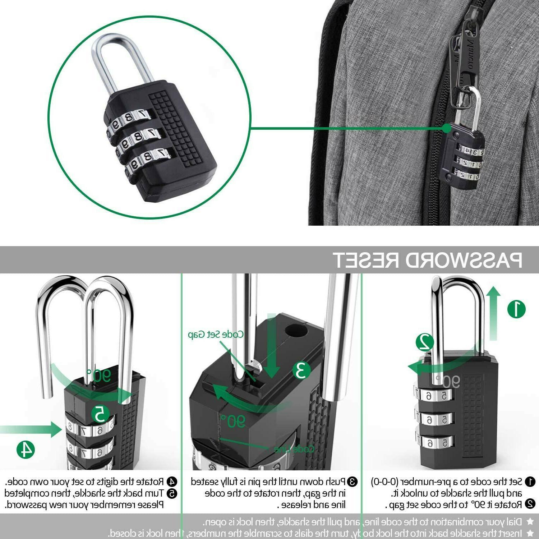 """Mancro Computer Bag USB Port Fits 15.6"""" Notebook"""