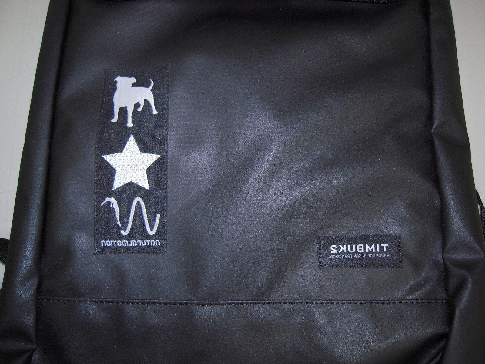 Timbuk2 Custom Laptop Backpack Black
