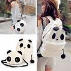Cute Fashion Women Panda Backpack Schoolbag Satchel Shoulder