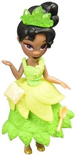 Disney Princess Little Kingdom Tiana Snap-ins Green Flower S