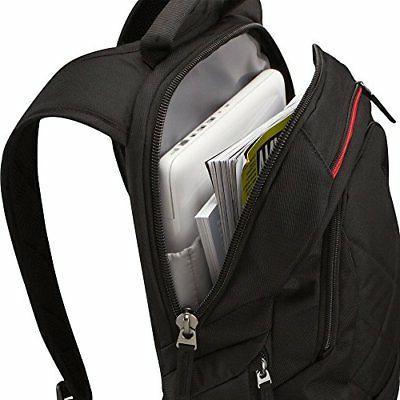 Case Logic DLBP-114 14-Inch Laptop Backpack Bag - Black FREE2DAYSHIP