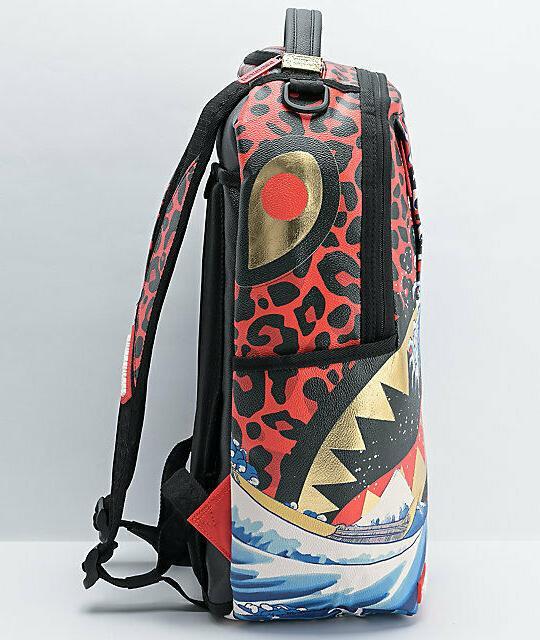 Sprayground Designer Backpack