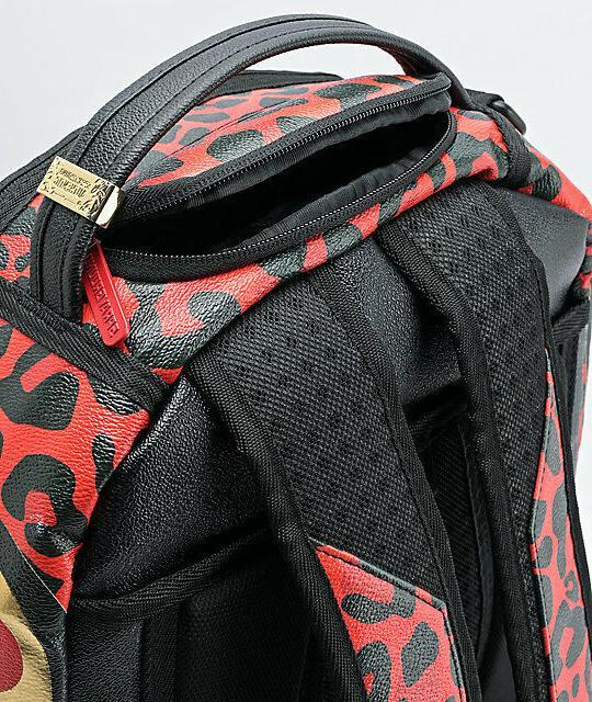 Sprayground Vegan Designer Fashion School Backpack