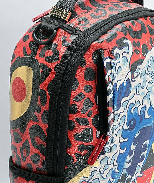 Sprayground Dragon Designer Fashion Laptop Backpack
