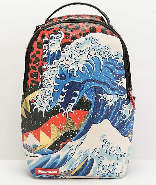 dragon wave vegan designer fashion school laptop