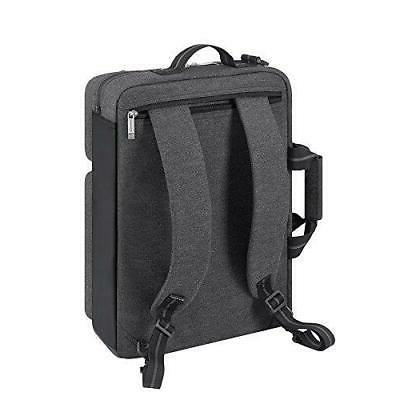 Solo Duane 15.6 Inch Laptop Briefcase, to Backpack,
