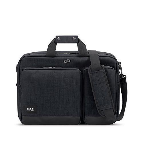 Solo Duane 15.6 Laptop Converts to Exclusive