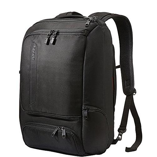 "eBags Slim Laptop Backpack Travel, & Business 17"" Laptop - Anti-Theft -"