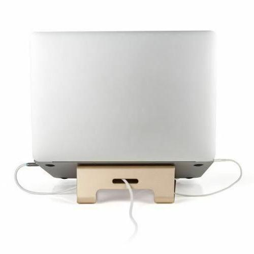 Ergonomic Design Laptop/MacBook Ipad Pro aluminum stand/moun