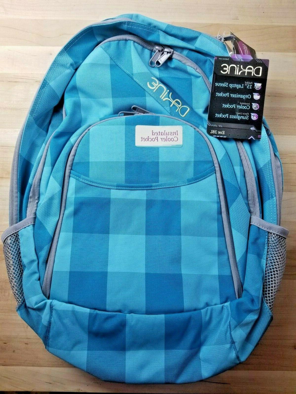 Dakine EVE Insulated Cooler Pocket Laptop Backpack - & Choose