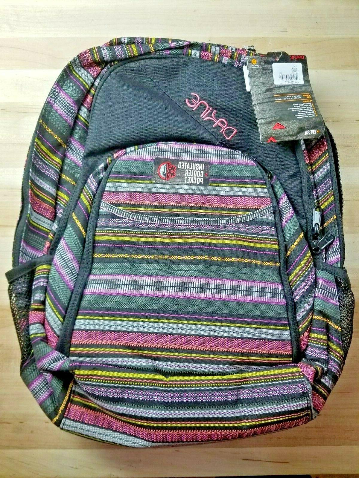 Dakine EVE 28L Cooler Pocket Backpack - Choose