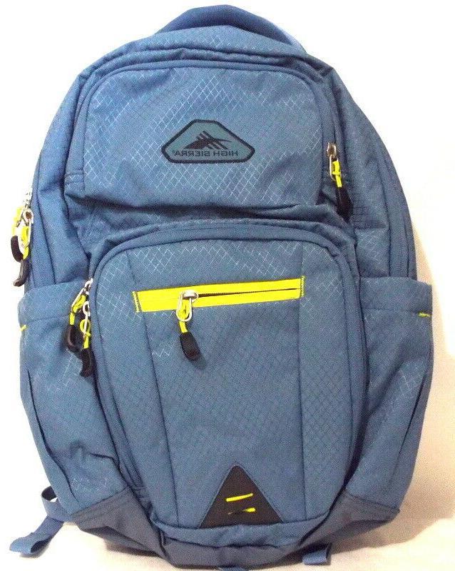 """High Sierra Everyday Backpack Light 15"""" Laptop"""