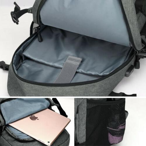 Men Resistant Port Bag