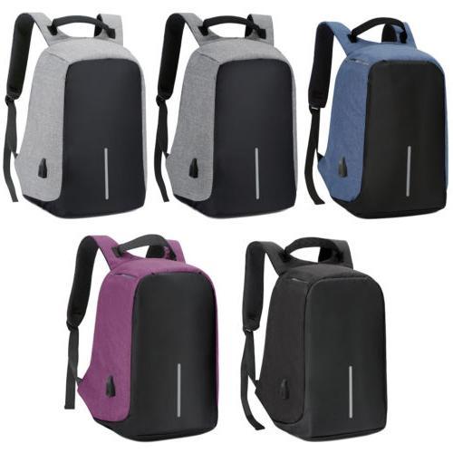 Fashion USB Travel Backpack Christmas Gift