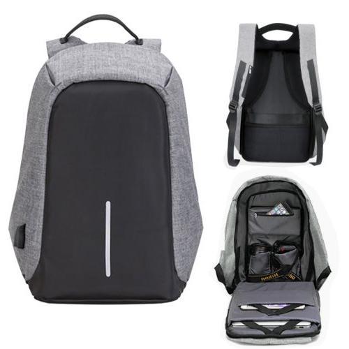 Fashion Charging Travel Backpack Laptop Christmas