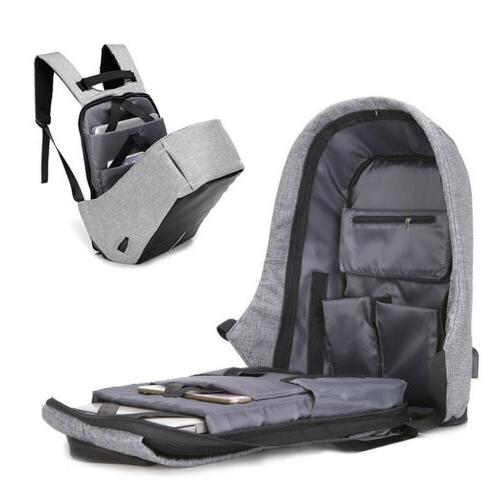 Fashion Anti-theft Travel Backpack Laptop Notebook Christmas