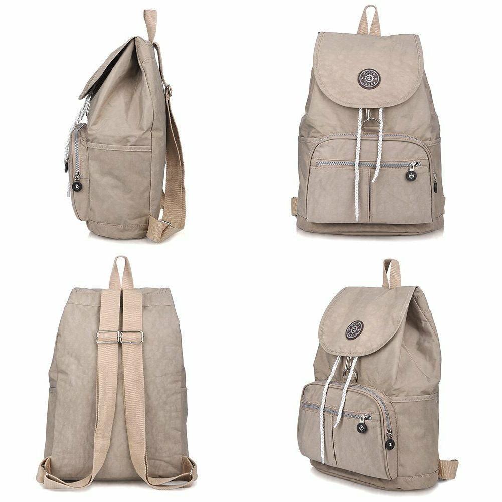 Fashion Travel High School Backpacks LightWeight Bag for Col