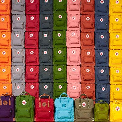 Fjallraven and Recyclable Kanken for Black