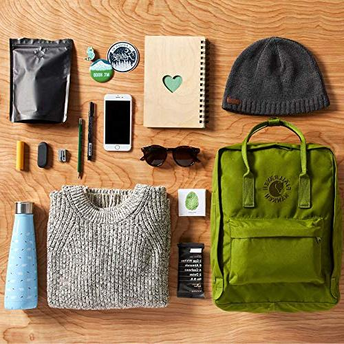 Fjallraven - and Recyclable Kanken for Everyday,