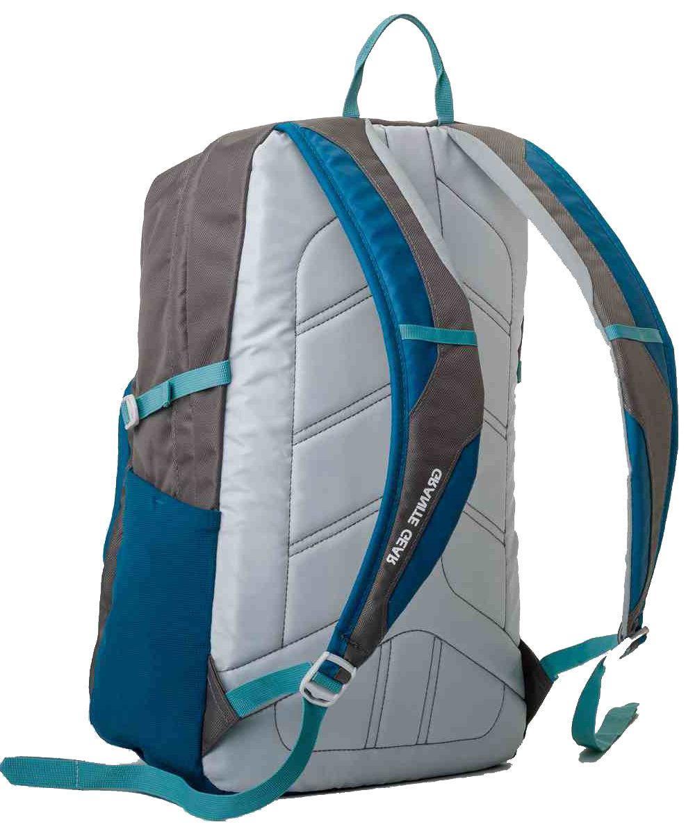 """Granite Flint/Bleumine 15.5"""" Backpack"""