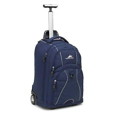 freewheel rolling backpack