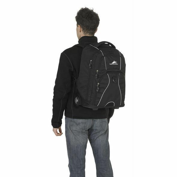 High Wheeled Laptop Backpack