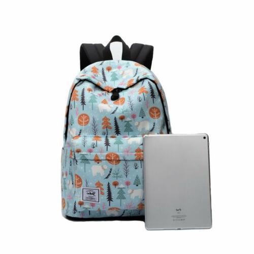 Backpack Rucksack School Laptop 32*42*17cm