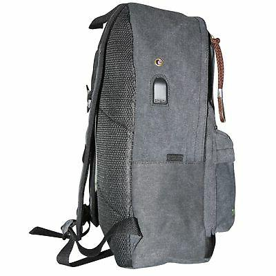 GraySport™ Laptop Backpack, Computer for & Anti W...