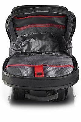 Armored Backpack, Black