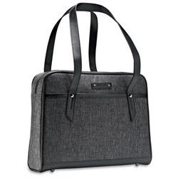 heathered carrying case
