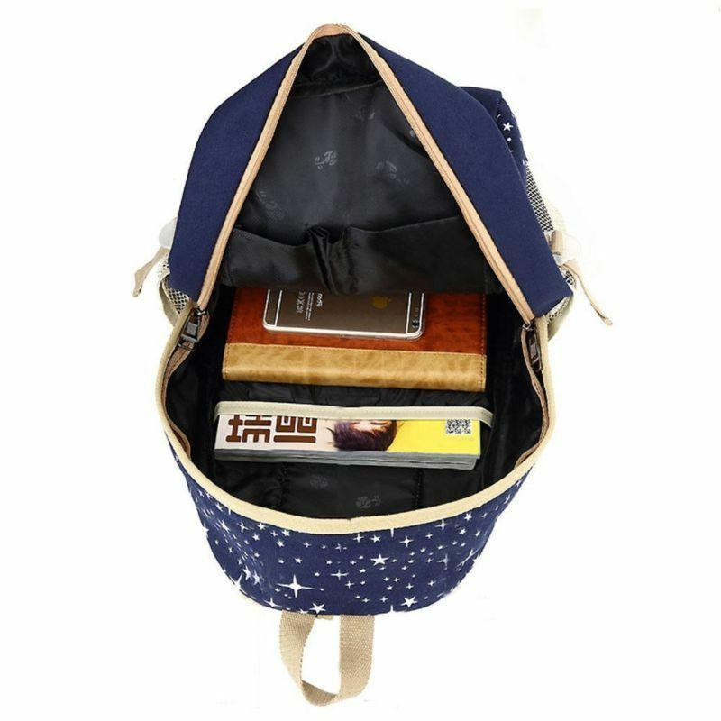 HOT Bookbag School Bag for US