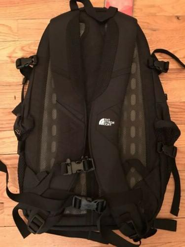 The North Face Hot Shot Backpack Laptop Compatible Book Brand New NWT