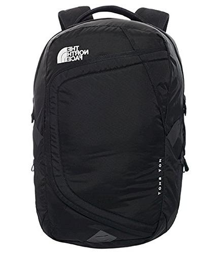 hot shot backpack tnf black one size