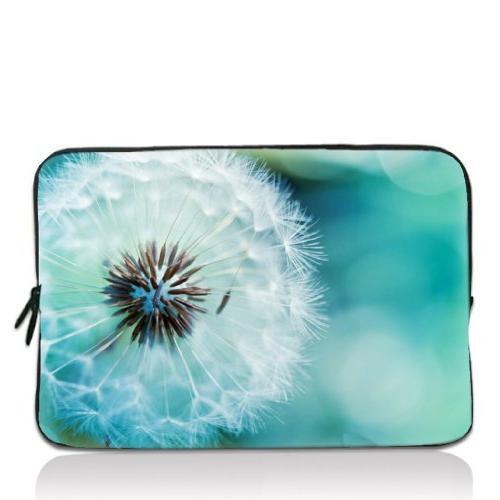 dandelion inch notebook laptop case