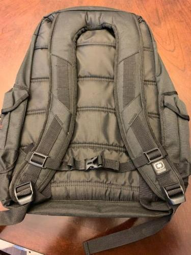 Ogio Incline Black Book Utility Bag Computer