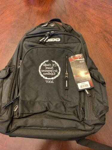 Ogio Black Utility Travel Bag