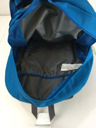 """Jansport SuperMax Moroccan Blue 18"""" 15"""" Sleeve TAGS"""