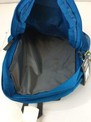 """Jansport Backpack Trans Moroccan Blue 18"""" 15"""" Laptop NO TAGS"""