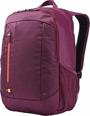 Case Logic Jaunt 15.6-Inch Laptop Backpack WMBP115 Acai